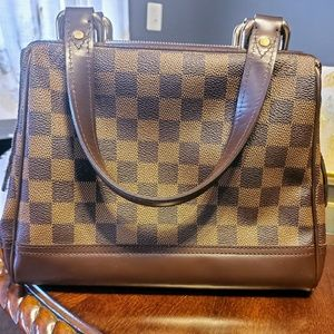 Louis Vuitton Knightsbridge Satchel